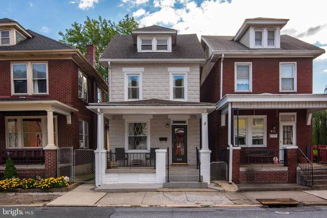 434 S 2ND Street, STEELTON, PA 17113 (#PADA2004026) :: The Paul Hayes Group | eXp Realty