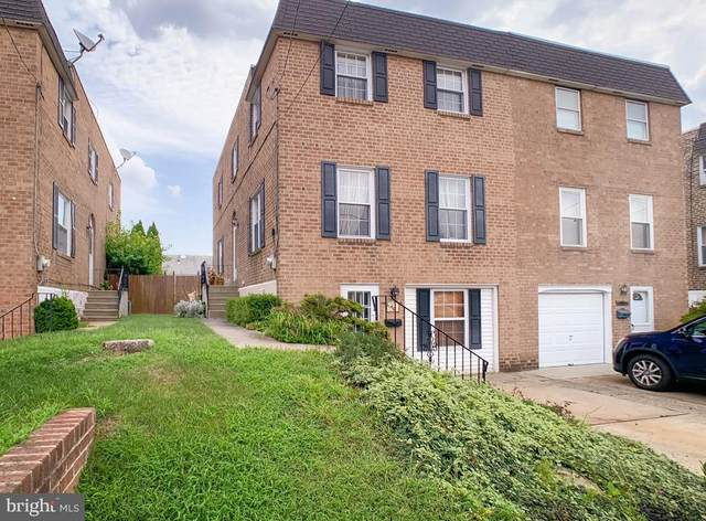2813 Walnut Hill Street A, PHILADELPHIA, PA 19152 (#PAPH2033612) :: The Charles Graef Home Selling Team