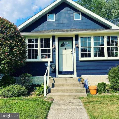 226 Morgan Avenue, PALMYRA, NJ 08065 (#NJBL2008250) :: The Schiff Home Team