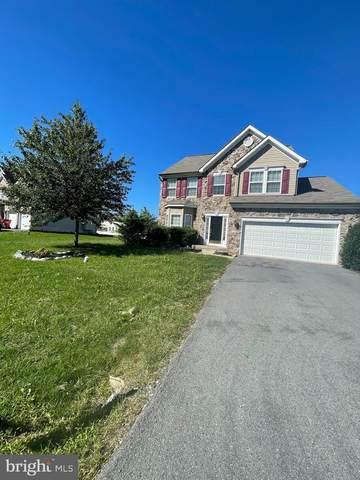 148 Mcwharton Way, BUNKER HILL, WV 25413 (#WVBE2002984) :: Dart Homes