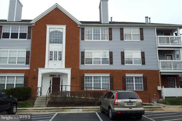 631 Constellation Square SE F, LEESBURG, VA 20175 (#VALO2009276) :: ExecuHome Realty