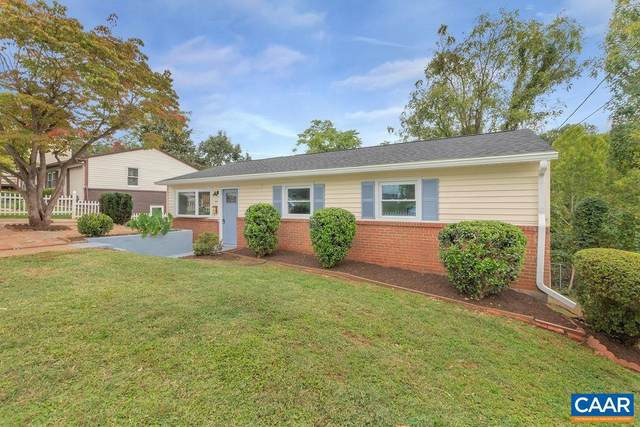 1643 Meridian St, CHARLOTTESVILLE, VA 22902 (#622483) :: The Maryland Group of Long & Foster Real Estate