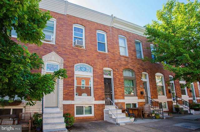 515 S Belnord Avenue, BALTIMORE, MD 21224 (#MDBA2013822) :: Bruce & Tanya and Associates
