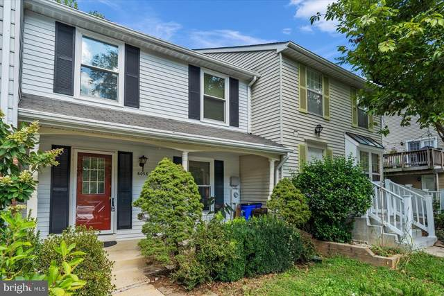 6058 Wild Ginger Court, COLUMBIA, MD 21044 (#MDHW2005424) :: The Gus Anthony Team
