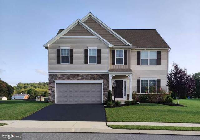 155 Oaken Way, MYERSTOWN, PA 17067 (#PALN2001810) :: TeamPete Realty Services, Inc