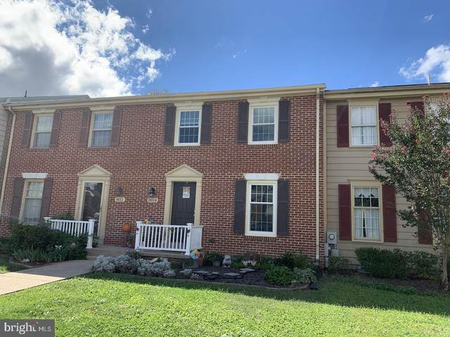 8014 Cattail Court, FREDERICK, MD 21701 (#MDFR2006502) :: Colgan Real Estate