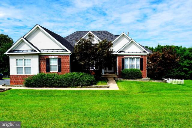 806 Festival Avenue, MOUNT AIRY, MD 21771 (#MDCR2002778) :: The Gold Standard Group