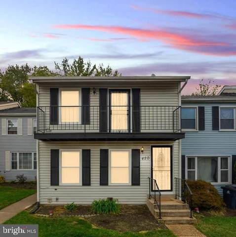 420 Harry S Truman Drive #279, UPPER MARLBORO, MD 20774 (#MDPG2013342) :: The Maryland Group of Long & Foster Real Estate