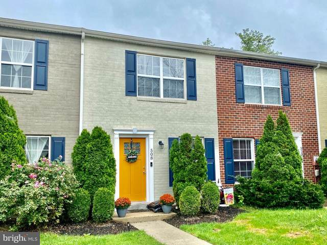508 Lancaster Place #508, FREDERICK, MD 21703 (#MDFR2006512) :: Betsher and Associates Realtors