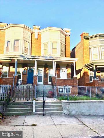 2502 Brookfield Avenue, BALTIMORE, MD 21217 (#MDBA2013850) :: The Maryland Group of Long & Foster Real Estate