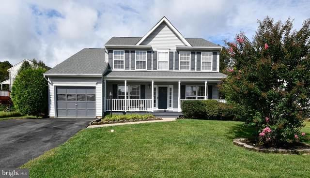 13838 Redstone Drive, WOODBRIDGE, VA 22193 (#VAPW2009598) :: The Maryland Group of Long & Foster Real Estate