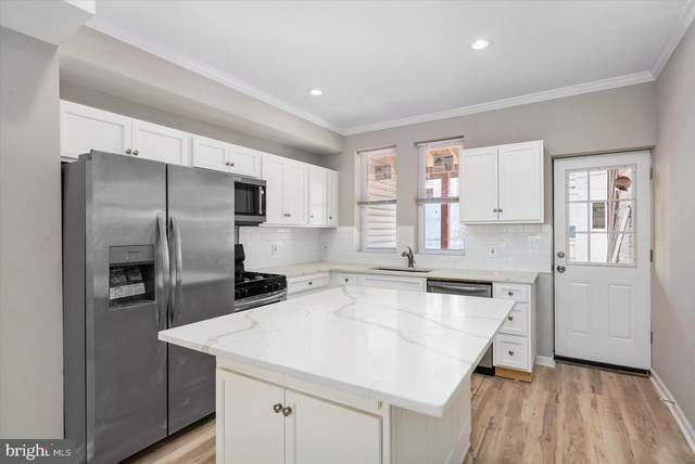 807 N Collington Avenue, BALTIMORE, MD 21205 (#MDBA2013856) :: The Maryland Group of Long & Foster Real Estate