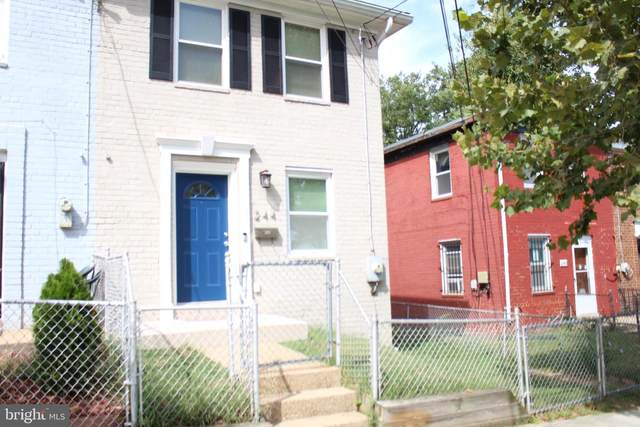 244 56TH Place NE, WASHINGTON, DC 20019 (#DCDC2015432) :: The MD Home Team