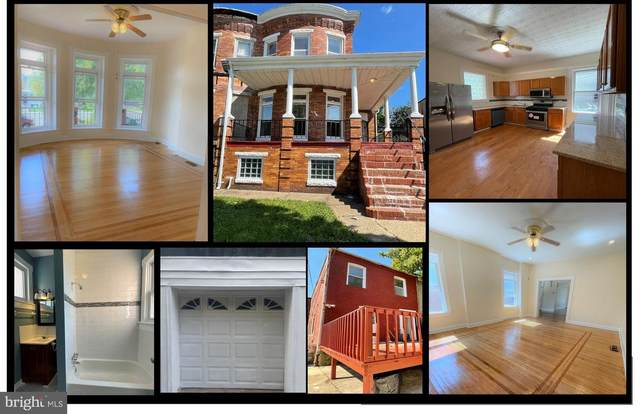 3909 Park Heights Avenue, BALTIMORE, MD 21215 (#MDBA2013868) :: The MD Home Team