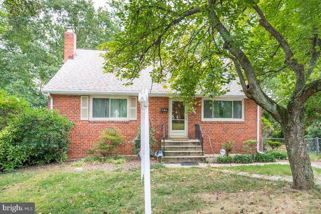 8323 Donoghue Dr, NEW CARROLLTON, MD 20784 (#MDPG2013360) :: The Putnam Group