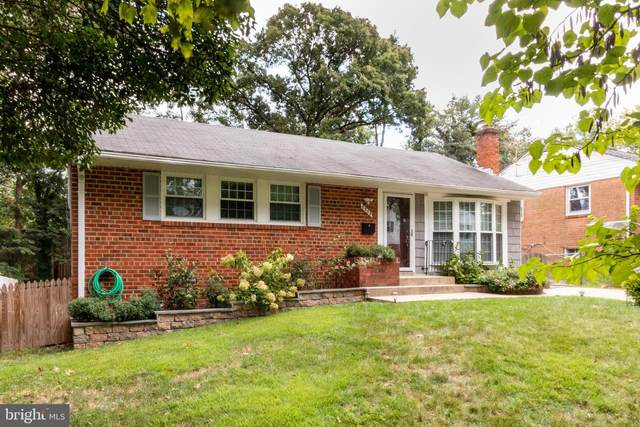 5909 87TH Avenue, NEW CARROLLTON, MD 20784 (#MDPG2013368) :: Great Falls Great Homes