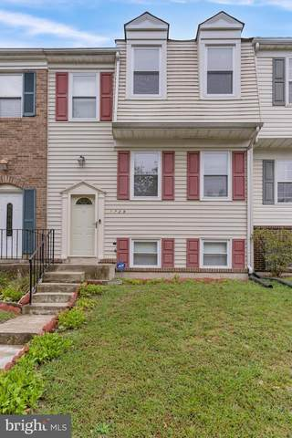 1729 Forest Park Drive, DISTRICT HEIGHTS, MD 20747 (#MDPG2013370) :: The Vashist Group