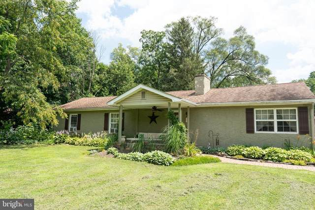 1909 Old Forty Foot Road, HARLEYSVILLE, PA 19438 (#PAMC2012632) :: The John Kriza Team