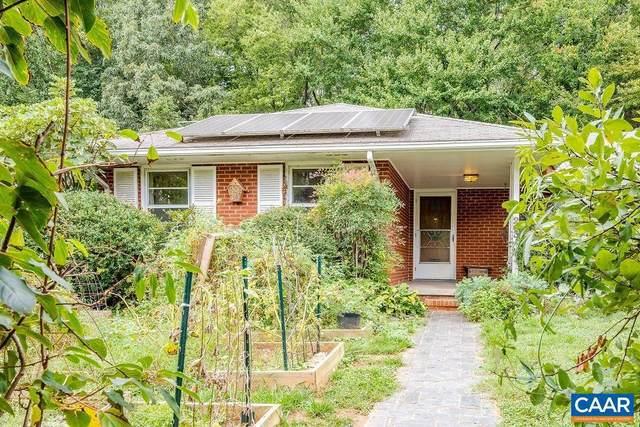 203 Azalea Dr, CHARLOTTESVILLE, VA 22903 (#622506) :: Blackwell Real Estate