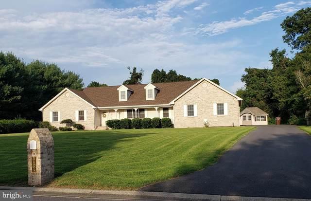 5555 E Nithsdale Drive, SALISBURY, MD 21801 (#MDWC2001662) :: The Schiff Home Team