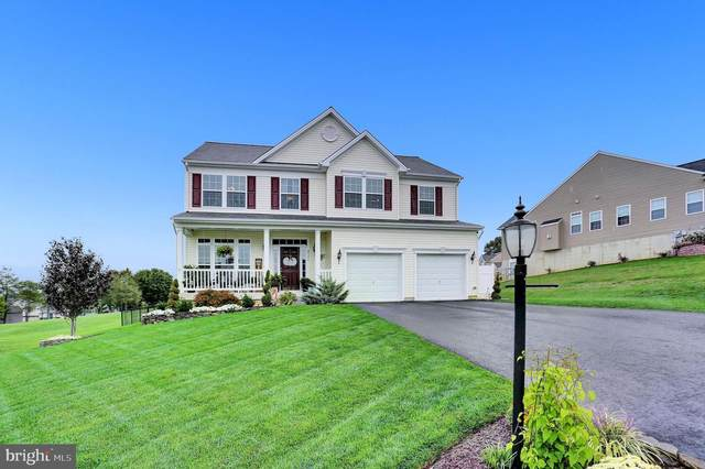 2326 Water Garden Drive, HANOVER, PA 17331 (#PAYK2006922) :: The Heather Neidlinger Team With Berkshire Hathaway HomeServices Homesale Realty