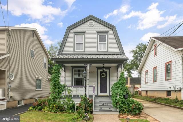406 Wellington Avenue, HADDONFIELD, NJ 08033 (#NJCD2008312) :: Talbot Greenya Group
