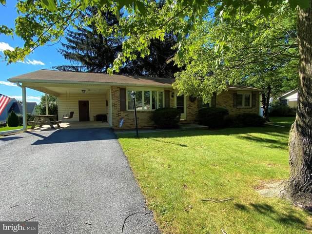 450 Hillcrest Drive, CARLISLE, PA 17015 (#PACB2003610) :: Flinchbaugh & Associates