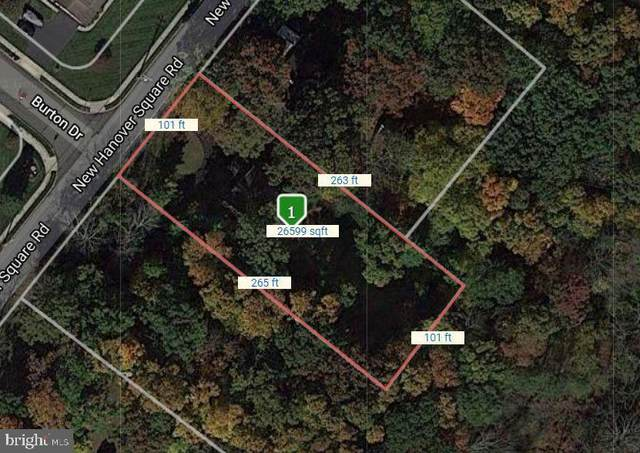 2986 New Hanover Square Road, GILBERTSVILLE, PA 19525 (#PAMC2012654) :: The Dailey Group