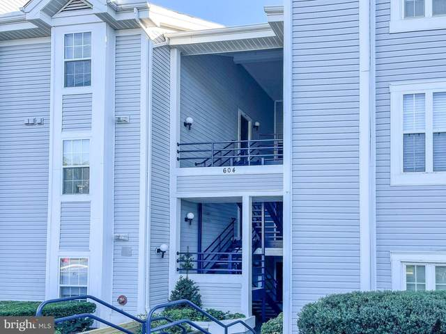 604 Rolling Hill Walk #104, ODENTON, MD 21113 (#MDAA2011122) :: Berkshire Hathaway HomeServices PenFed Realty