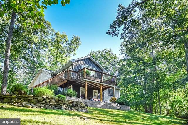75 Mountain Brook Drive, HARPERS FERRY, WV 25425 (#WVJF2001252) :: Pearson Smith Realty