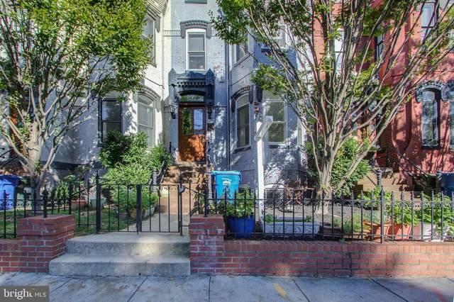 1703 13TH Street NW #1, WASHINGTON, DC 20009 (#DCDC2015518) :: SURE Sales Group