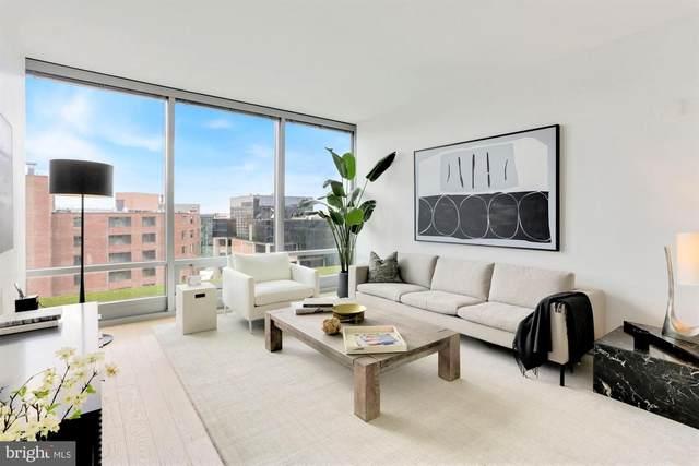 1111 24TH Street NW 9F, WASHINGTON, DC 20037 (#DCDC2015534) :: Revol Real Estate