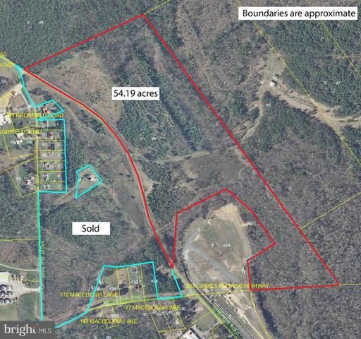 Longfield Rd, COLONIAL BEACH, VA 22443 (#VAWE2000796) :: Berkshire Hathaway HomeServices McNelis Group Properties