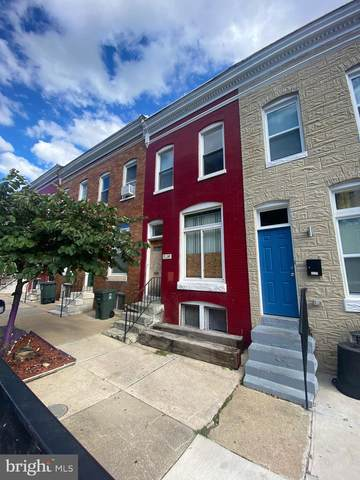 2219 Orem Avenue, BALTIMORE, MD 21217 (#MDBA2013922) :: The Maryland Group of Long & Foster Real Estate
