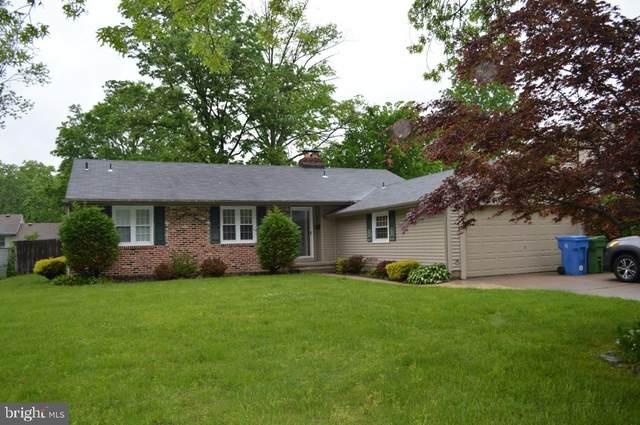 110 Granville Drive, CHERRY HILL, NJ 08034 (#NJCD2008328) :: The Schiff Home Team