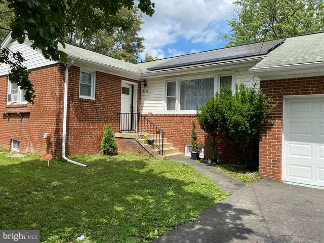 3504 Swann Road, SUITLAND, MD 20746 (#MDPG2013438) :: CENTURY 21 Core Partners
