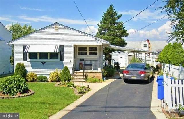 15 Highland Terrace, FORDS, NJ 08863 (#NJMX2000856) :: Rowack Real Estate Team