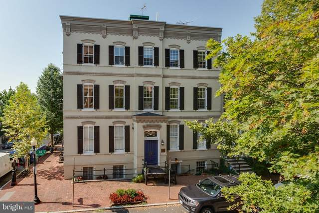 3100 N Street NW 6A, WASHINGTON, DC 20007 (#DCDC2015586) :: Crossman & Co. Real Estate