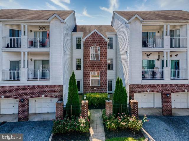 1305 Cranesbill Court #201, BELCAMP, MD 21017 (#MDHR2004210) :: The Licata Group / EXP Realty