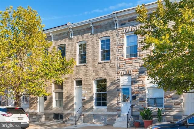 2412 Ashland Avenue, BALTIMORE, MD 21205 (#MDBA2013968) :: The Putnam Group
