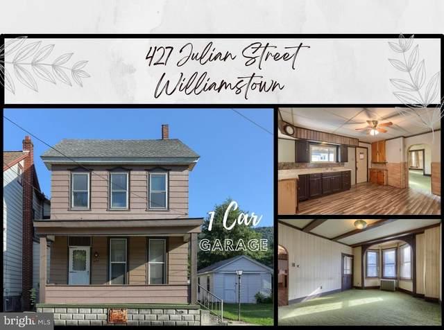 427 Julian Street, WILLIAMSTOWN, PA 17098 (#PADA2004090) :: CENTURY 21 Core Partners