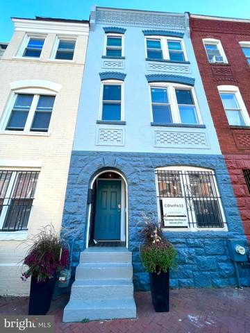 410 Elm Street NW, WASHINGTON, DC 20001 (#DCDC2015604) :: SURE Sales Group