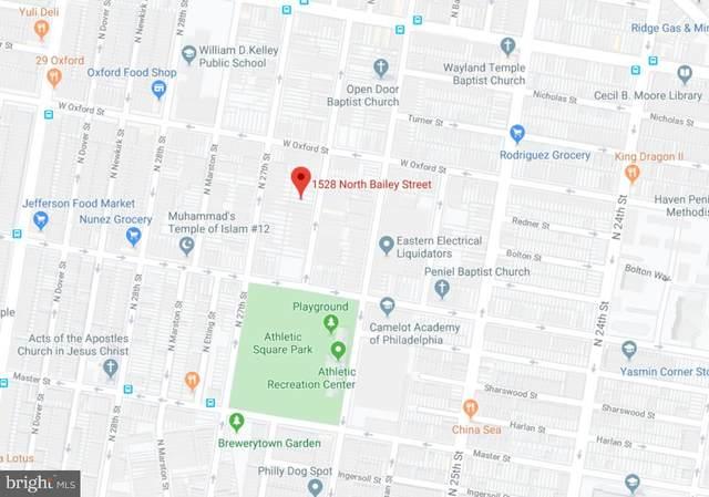 1528 N Bailey Street, PHILADELPHIA, PA 19121 (#PAPH2034062) :: Jason Freeby Group at Keller Williams Real Estate
