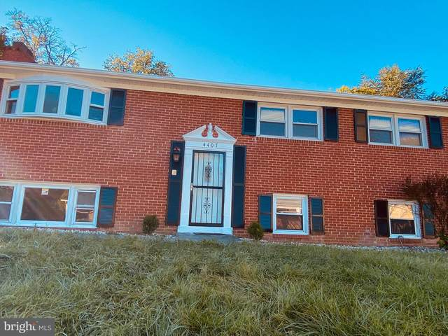 4407 Simmons Lane, TEMPLE HILLS, MD 20748 (#MDPG2013484) :: Great Falls Great Homes