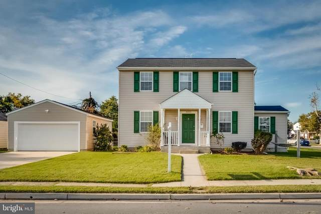 8255 Longpoint Road, BALTIMORE, MD 21222 (#MDBC2012530) :: The Miller Team