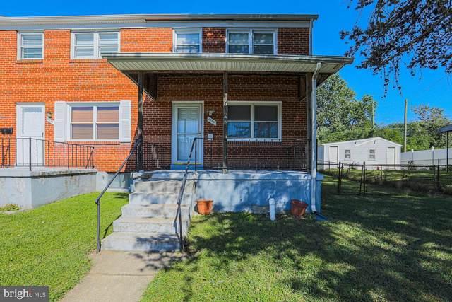 1509 Barkley Avenue, BALTIMORE, MD 21221 (#MDBC2012532) :: The MD Home Team