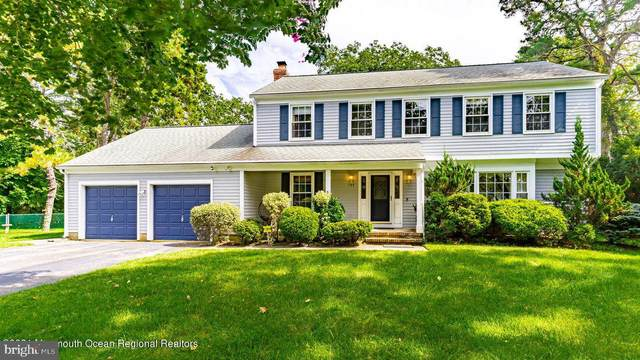 149 Stonehedge Drive, TOMS RIVER, NJ 08753 (#NJOC2003466) :: New Home Team of Maryland
