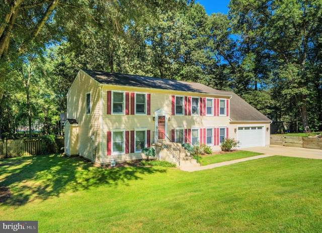 8109 Cedar Run, WALDORF, MD 20603 (#MDCH2004242) :: The Maryland Group of Long & Foster Real Estate