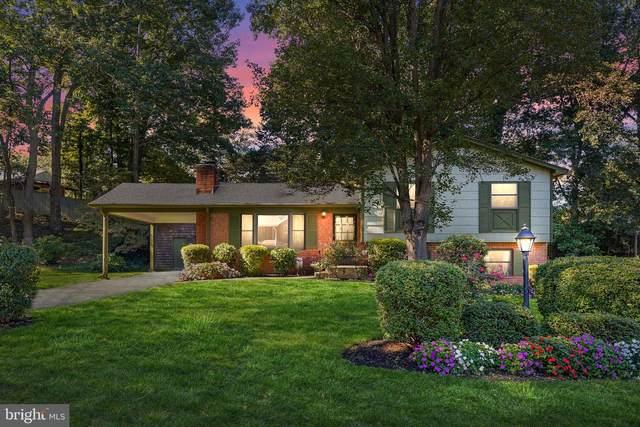 19006 Red Oak Lane, TRIANGLE, VA 22172 (#VAPW2009700) :: Blackwell Real Estate