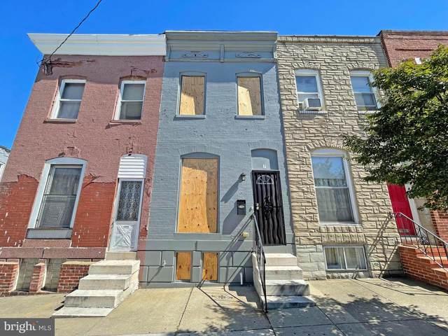 7 N Clinton Street, BALTIMORE, MD 21224 (#MDBA2014028) :: Betsher and Associates Realtors